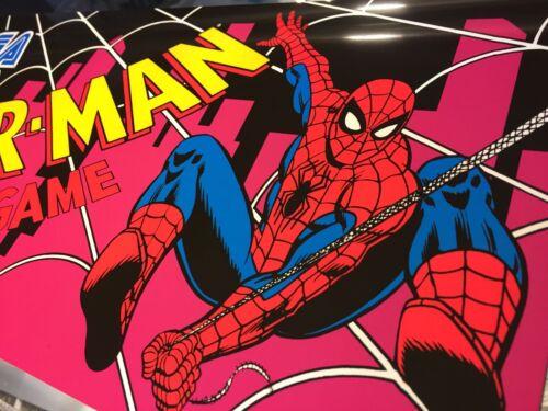 "Spiderman Arcade Marquee 26/""x8/"""