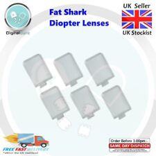 cdf0ba258ec0 Fatshark FPV Goggles Diopter Corrective Lenses Lens Set -2 -4 -6 Skyzone  Myopia