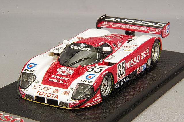 1 43 HPI IG Ignition NISSO TRUST Toyota 92C-V ( 35) 1992 Le Mans IG0978