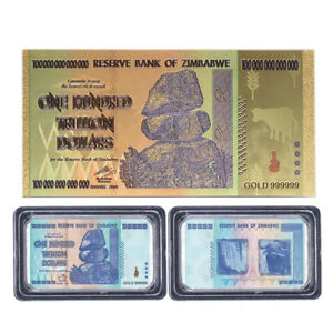 Zimbabwe-100-Trillion-Dollar-Banknote-World-Money-Gold-Currency-Paper-Collection