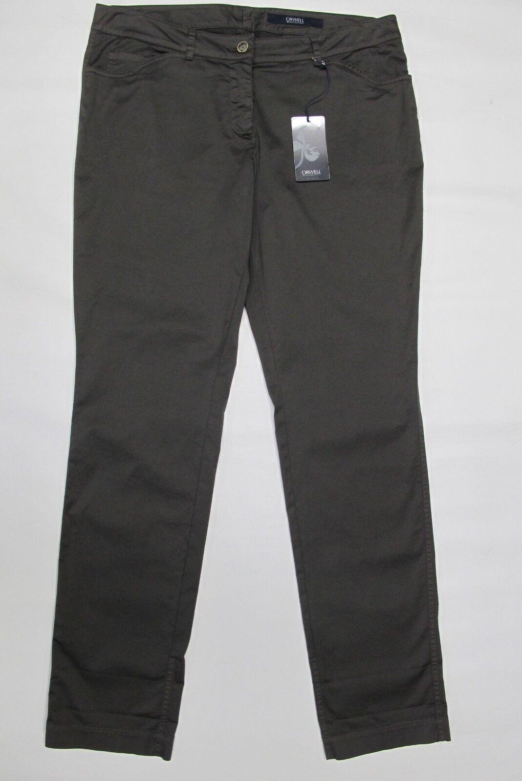Orwell pants Amada, Größe 44, Colour braun,