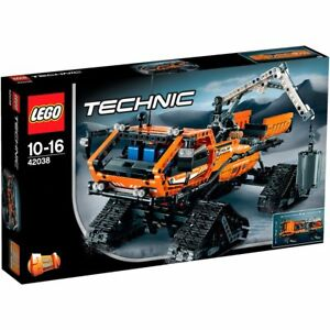 LEGO-Technic-42038-Arktis-Kettenfahrzeug-NEU-NEW-SEALED-PASST-ZU-42069