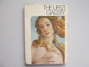 Acceptable-The-Uffizi-Gallery-Visitors-Guide-and-Catalogue-of-Paintings-with