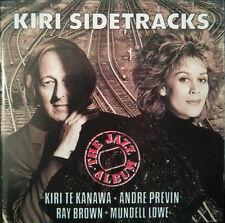 Kiri Side Tracks: The Jazz Album by Kiri Te Kanawa (Soprano Vocal) (CD, May-1992