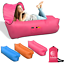 thumbnail 13 - Inflatable Air Lounge Air Sofa Portable With Removable Sun Shade - Waterproof