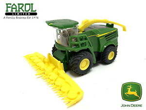 Siku-John-Deere-8500i-Harvester-Maize-Chopper-1-87-Scale-Die-Cast-Metal-Model