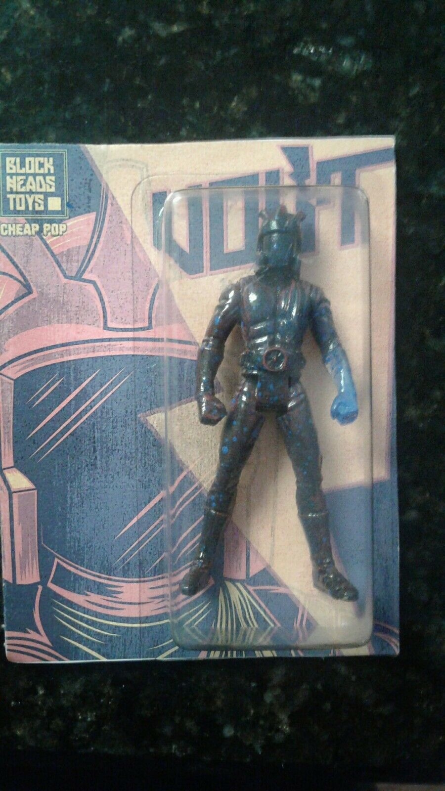 DKE VOLT 4 5 GOOD FOR YOU TOYS  NYCC DKE KILLER SPECIAL ED BOOTLEG SDCC