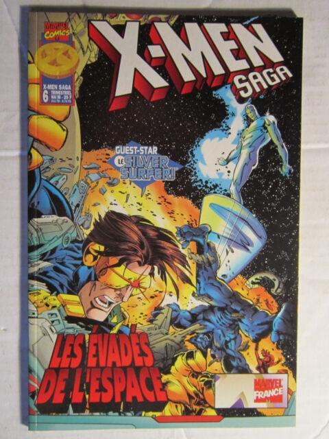X-MEN SAGA  n° 6   05/98  TBE