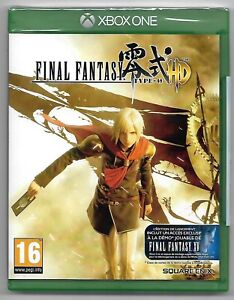 FINAL-FANTASY-TYPE-0-HD-Jeu-XBOX-ONE-NEUF-SOUS-CELLO