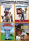 Family Comedy Pack Quadruple Feature 0025195041294 DVD Region 1