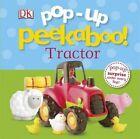 Pop-up Peekaboo Tractor by DK (Board book, 2014)