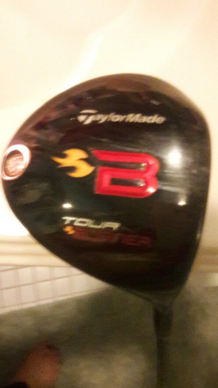 Taylor Made diestros Tour Quemador 1.5  Driver.. Re Ax 60 Fujikura Fles R súperfast