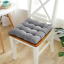16-034-Cotton-Seat-Pads-Dining-Patio-Home-Kitchen-Office-Chair-Cushions-with-Tie-on thumbnail 10