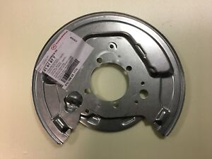 TOYOTA-AVENSIS-2003-2008-Rear-Brake-Disc-back-protection-plate-LEFT