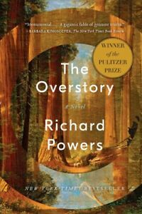 Overstory-Paperback-by-Powers-Richard-Brand-New-Free-shipping-in-the-US