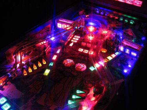 Back to The Future Complete LED Lighting Kit custom SUPER BRIGHT PINBALL LED KIT