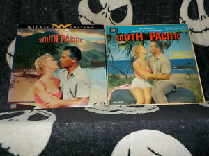 South-Pacific-Widescreen-Thx-Laserdisc-Ld-Vinile-LP-Colonna-Sonora