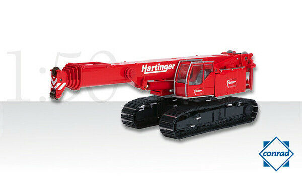 mejor precio Conrad 2738-20 Hartinger-LIEBHERR LTR LTR LTR 1100 Crawler telescópica 1 50 Diecast MIB  venta al por mayor barato