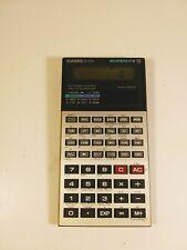 NOS CASIO fx-135 Vintage Scientific Calculator !