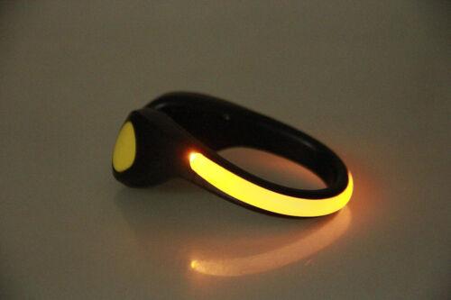 1x LED-Beleuchtung leuchtend Schuhe CLIP Joggen Sport Laufen LICHT REFLEKTOR SC1