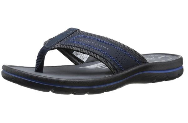 35acd9c5feb6 New Rockport Get Your Kicks Thong Men Sandals Size 12