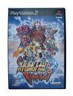 Super Robot Taisen IMPACT (Sony PlayStation 2, 2002)