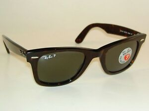 b3d920e25d Image is loading New-RAY-BAN-Sunglasses-Wayfarer-Tortoise-Frame-RB-