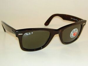 8c2e976d59 Image is loading New-RAY-BAN-Sunglasses-Wayfarer-Tortoise-Frame-RB-