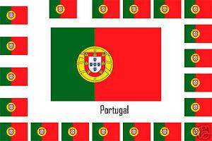 Assortiment lot de 25 autocollants vinyle stickers drapeau - Drapeau portugal imprimer ...