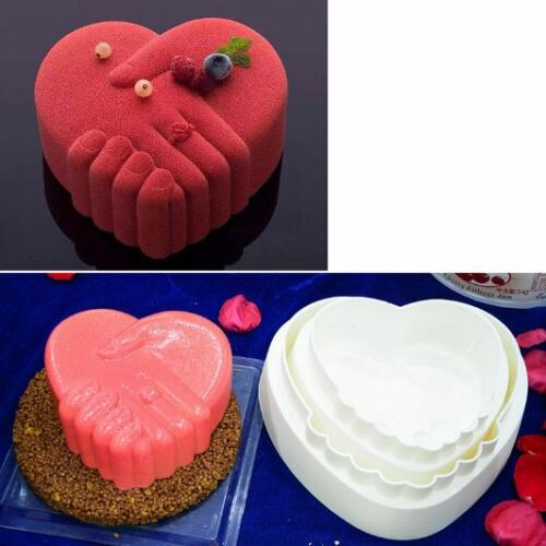 1PCS-Silicone-Big-Romantic-Love-Peace-Hand-Molds-Cake-Pan-Mousse-Chiffon-Cake