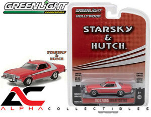 GREENLIGHT-44780-A-1-64-1976-FORD-GRAN-TORINO-STARSKY-AND-HUTCH-1975-1979-TV