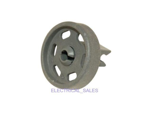Electrolux AEG Zanussi Lavavajillas Inferior Rueda de Cesto 4055259651 Genuino