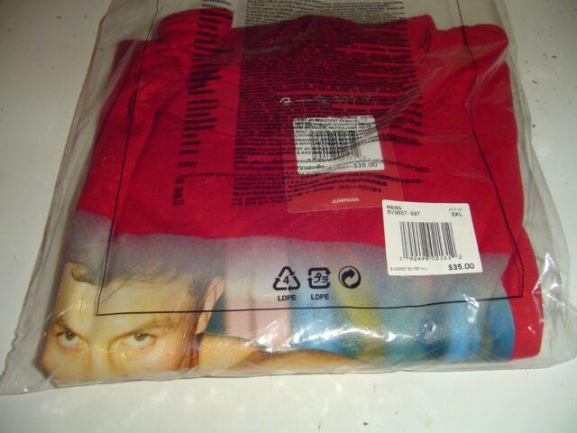 bc0d2220 Authentic Nike Jordan Triple G GGG T-shirt RARE 3xl Red Shirt No Draw