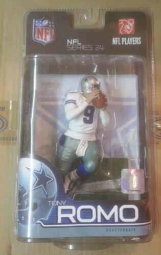 Tony Romo McFarlane Series 24 Dallas Cowboys Free Fast Shipment