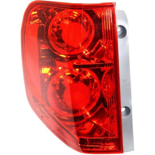 NEW REAR LEFT TAIL LIGHT LENS AND HOUSING FOR 2003-2005 HONDA PILOT HO2800154