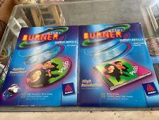 After Burner Glossy Refills Cd Labels Amp Jewel Case Insert