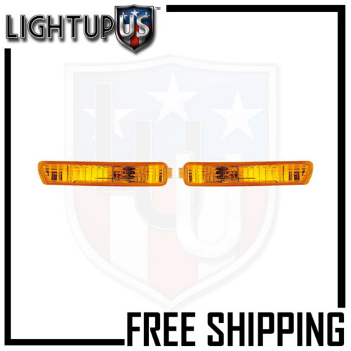 Left and Right Set Fits 94-95 HONDA ACCORD Signal Light Lamp Pair
