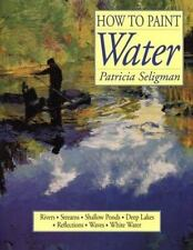 How to Paint Water