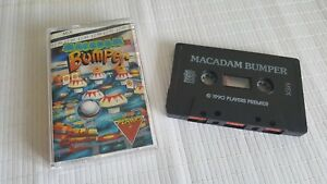 MSX-Game-Macadam-Bumper-Players
