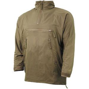 Genuine British Army BUFFALO Thermal Smock Jacket Olive Green Norgi Fleece Lined