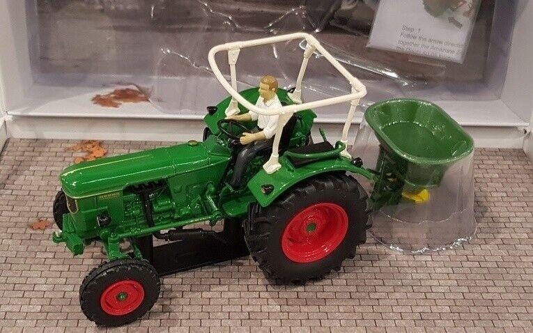 UH5371 - Tracteur Deutz 6005 et Amazone ZA - 1 32