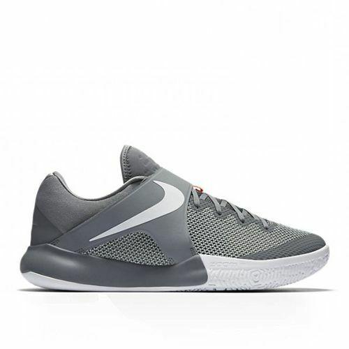Nike Zoom Live Mens Basketball schuhe grau UK 7 EU 41 LN099 OO 02