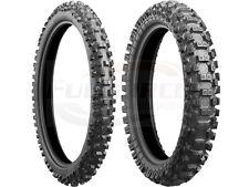 Bridgestone Battlecross X30 80/100-21 Front & 110/90-19 Rear IT MX Tires Combo