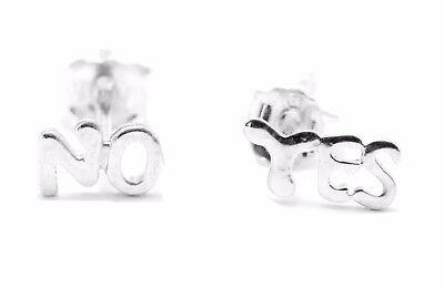 Neuves Paire de Boucles d/'oreilles Boule 2mm en ARGENT 925
