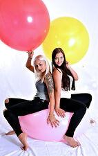 10x 315er (93cm Ø) Riesen- Luftballon +ballrund+ Riesen-Kugel-Ballon +weich+ WXY