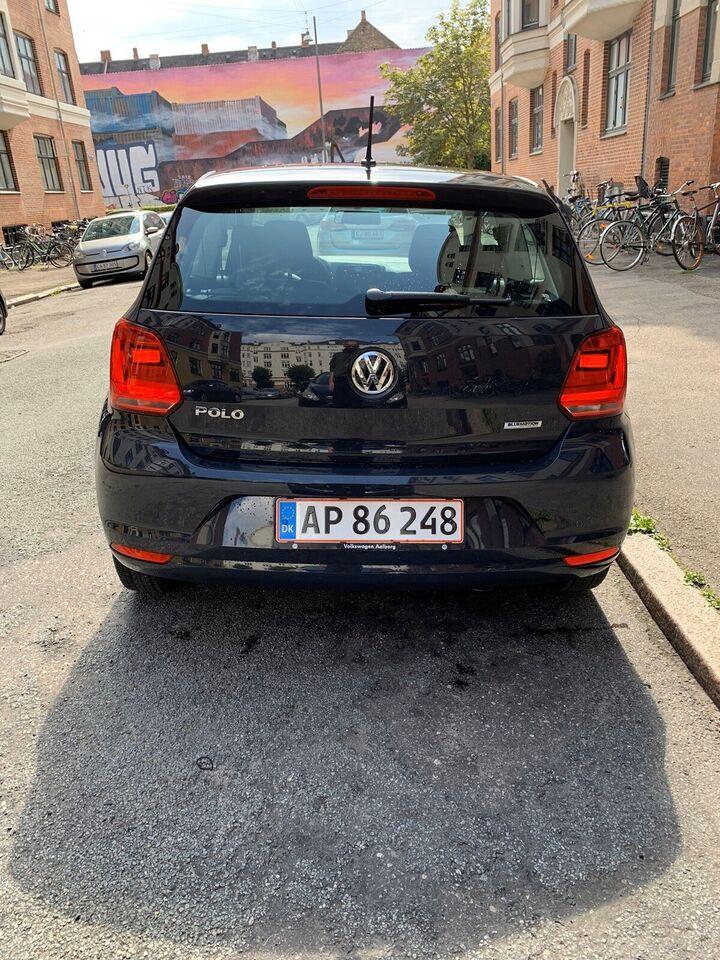 VW Polo, 1,0 60 Trendline BMT, Benzin