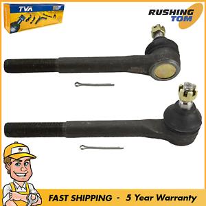2 Inner Tie Rod End High Quality Steering rackGMC Chevrolet C1500 C2500 C3500