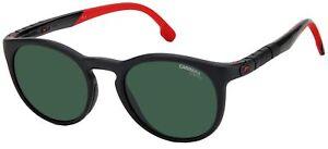 Carrera HYPERFIT 18/S Matte Black/Green 51/21/140 Unisex Sonnenbrillen