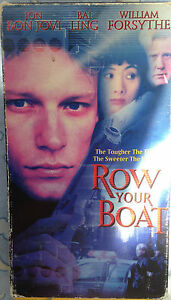 Image Is Loading Row Your Boat Vhs 1999 Romance Stars Jon