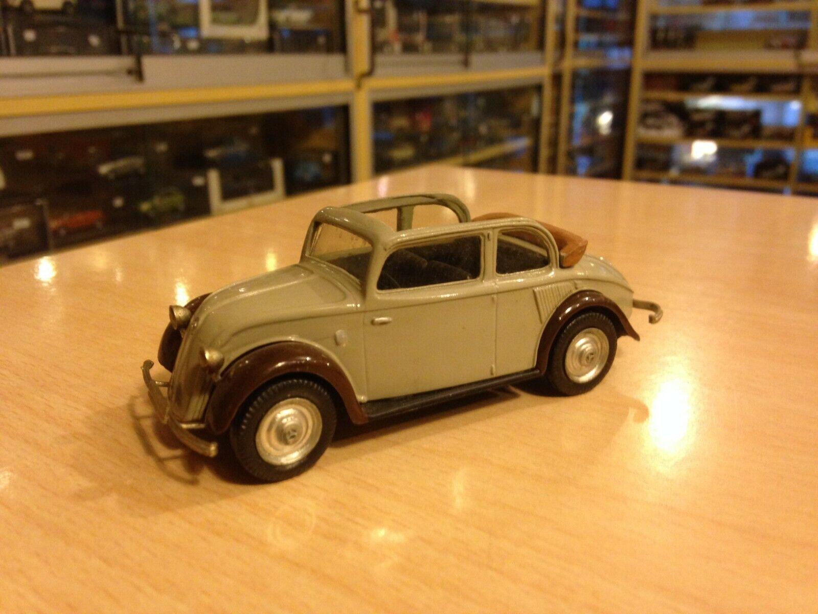 MERCEDES 130 H découvrable convertible 1 43  1933 PLUMBIES KIT built without box  offre spéciale